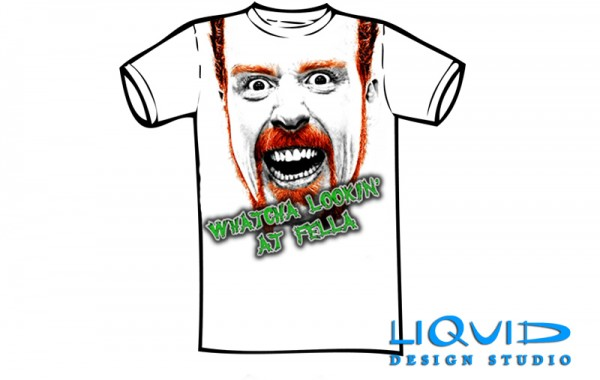 Sheamus T-Shirt