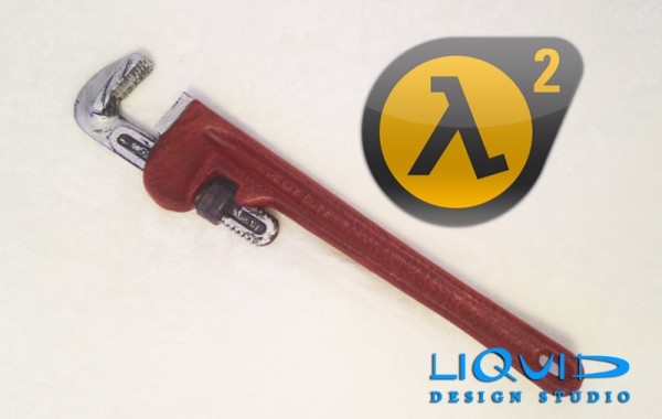 Half Life Prop Wrench