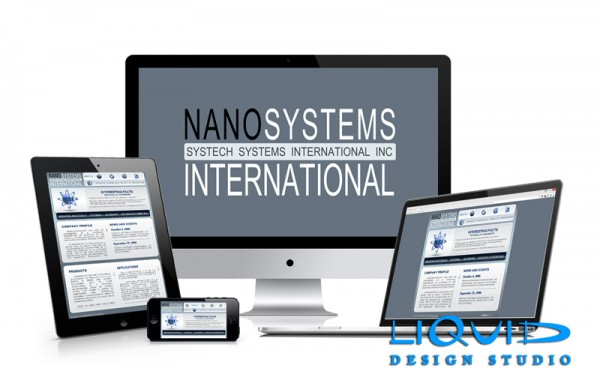 Nano Systems International Website