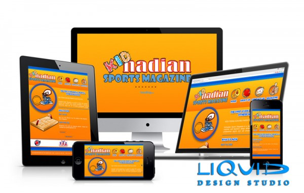 KIDnadian Sports Website